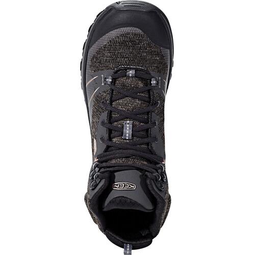 Keen Terradora Mid WP - Chaussures Femme - gris Clairance Site Officiel Coût Pas Cher Où Acheter Prix De Gros mBT6EPR1g